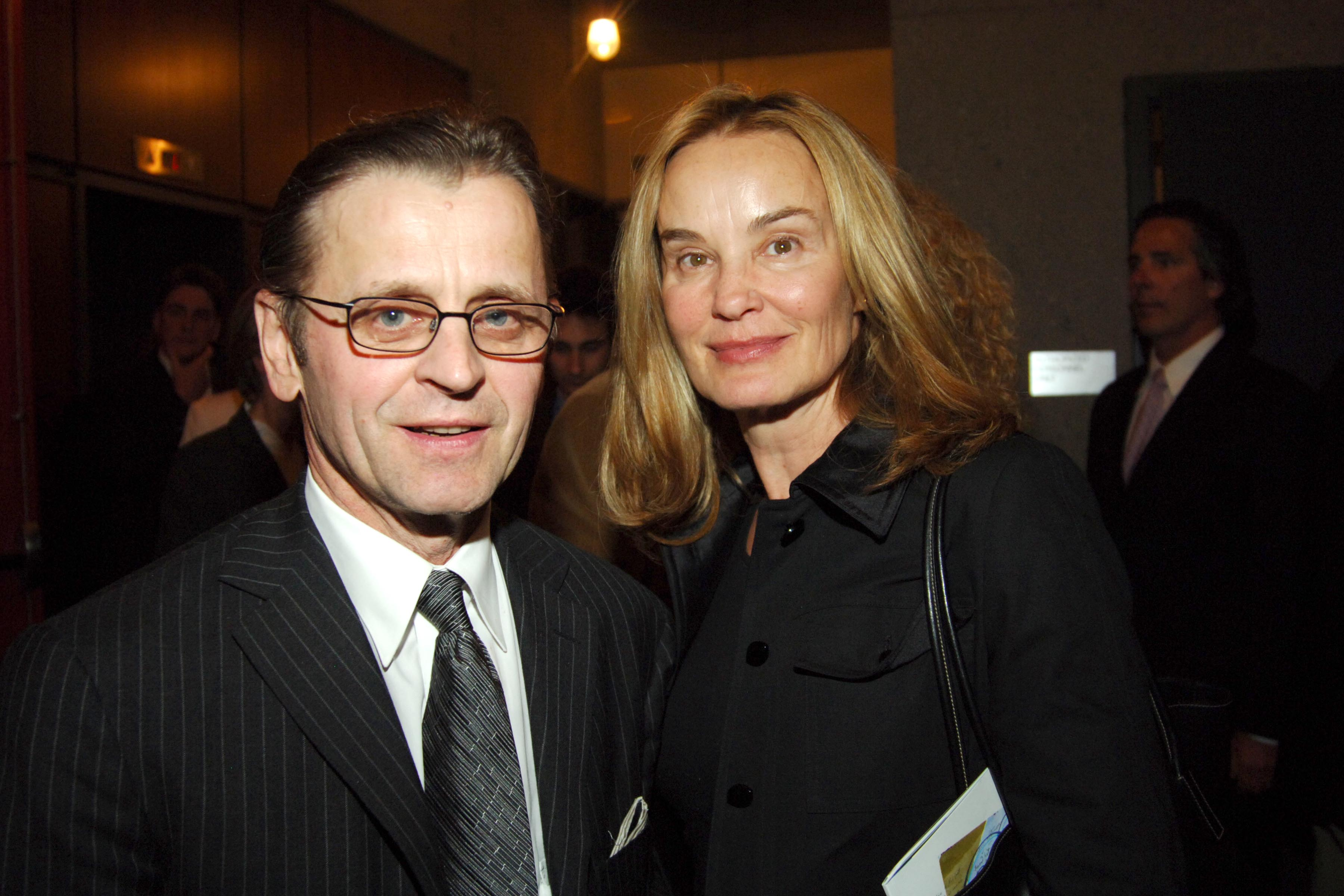 Mikhail Baryshnikov and Jessica Lange attend NFAA 2006 Arts Awards at The Baryshnikov Arts Center on April 24, 2006 in New York City | Photo: Getty Images