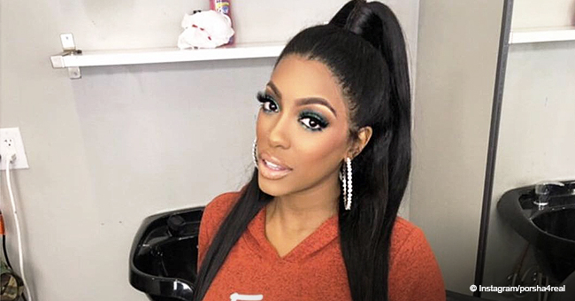 Porsha Williams Posts Adorable Video of Daughter's 'Nap Time After a Warm Bath'