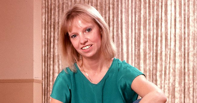 Businesswoman Ann Winblad of the Silicon Valley success on November 05, 1984 | Photo: Getty Images