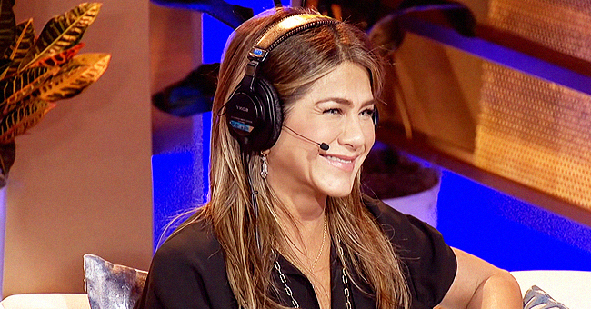 Jennifer Aniston Tells Howard Stern How the 'Friends' Cast Reunited for Dinner