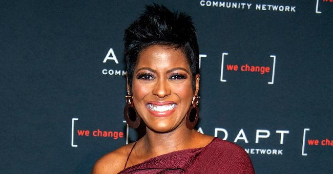 See Tamron Hall's Son Moses' Cute Billy Dee Williams Transformation for Halloween