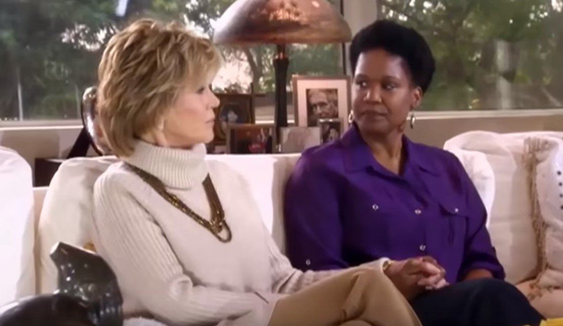 "Jane Fonda and Mary Luana Williams on ""Oprah's next chapter"" 