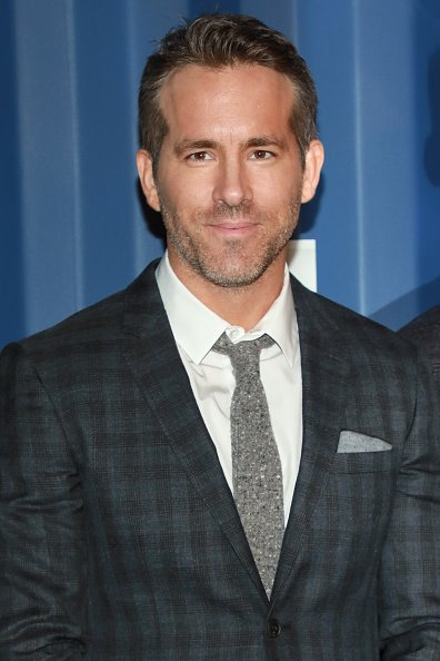 Ryan Reynolds at The Shed on December 10, 2019 in New York City. | Photo: Getty Images