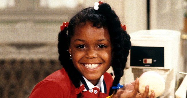 'Family Matters' Star Jaimee Foxworth Shows off Stunning Figure in Polka-Dot Dress in a Throwback Pic