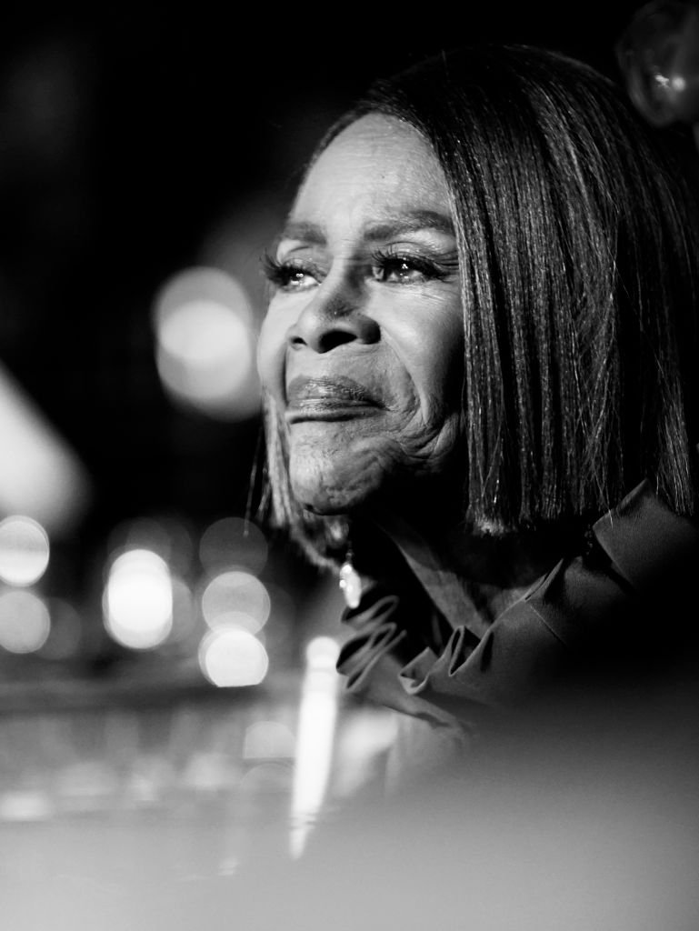 Cicely Tyson at the 47th AFI Life Achievement Award honoring Denzel Washington at Dolby Theatre in Hollywood, California | Photo: Getty Images