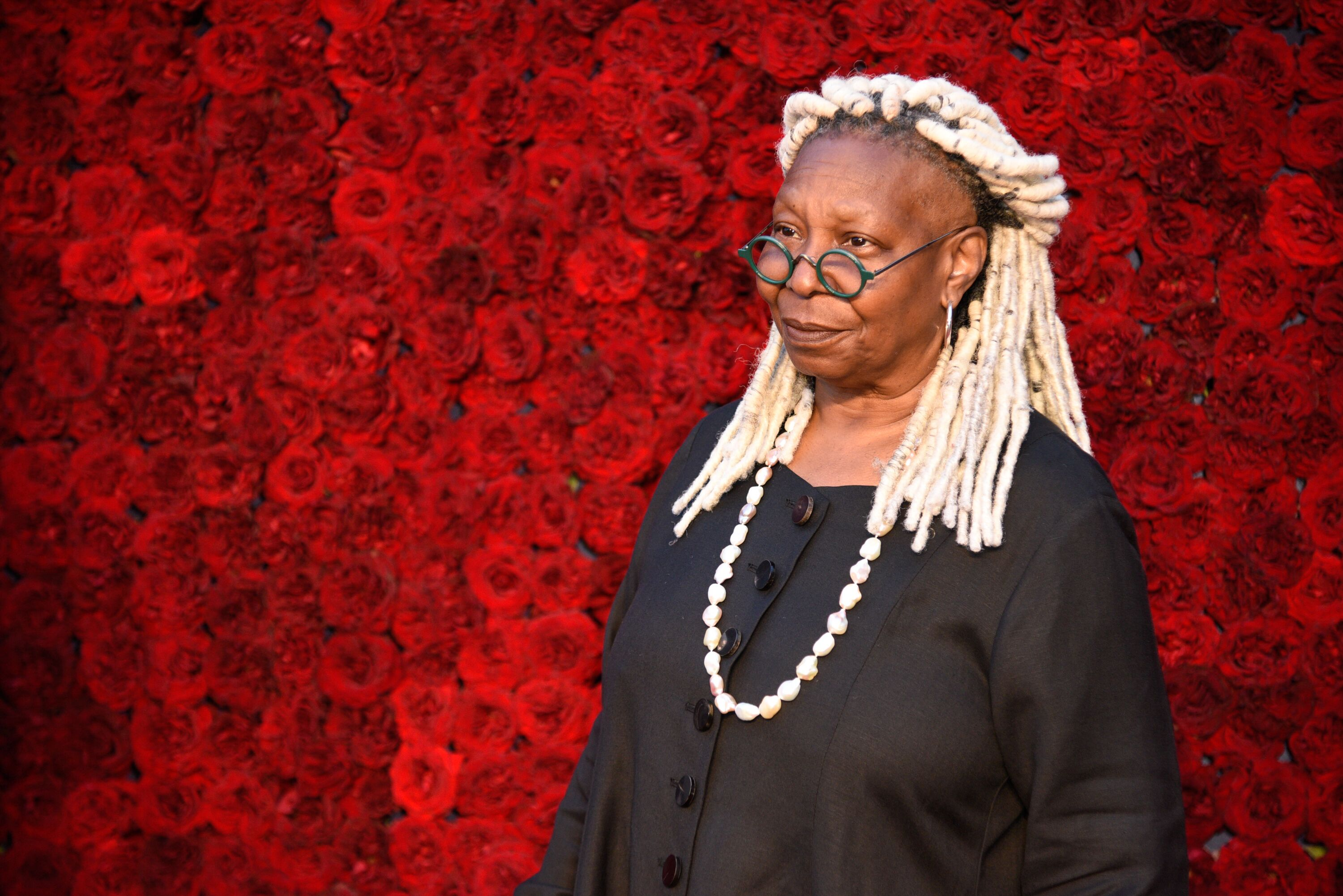 Whoopi Goldberg at the Gala opening of Tyler Perry Studios in Atlanta in 2019 | Source: Getty Images