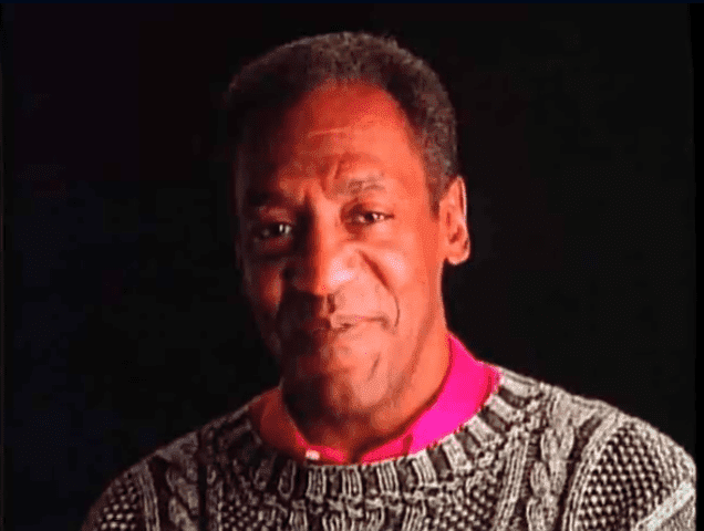 Bill Cosby circa 1990. | Source: Wikimedia Commons.
