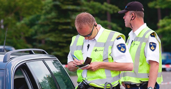 Daily Joke: Man Pulled over for Speeding Explains to Police Why He Has No Last Name