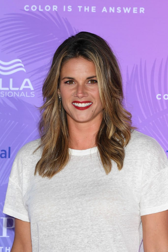 Missy Peregrym arrives at the 59th Monte Carlo TV Festival : TV Series Party | Getty Images