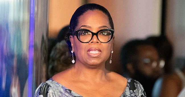 """Oprah Winfrey at the at """"Watching Oprah: The Oprah Winfrey Show And American Culture"""" Press Preview, June 2018   Source: Getty Images"""
