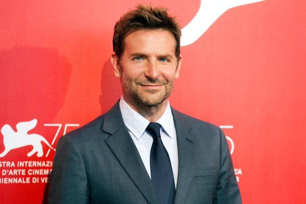 Bradley Cooper attends the photo-call of the movie 'A Star Is Born' during the 75th Venice Film Festival on August 31, 2018 in Venice, Italy. - Image  |Shutterstock
