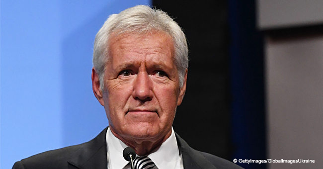 Alex Trebek Makes a Rare Public Appearance Looking All Smiles Amid His Cancer Battler