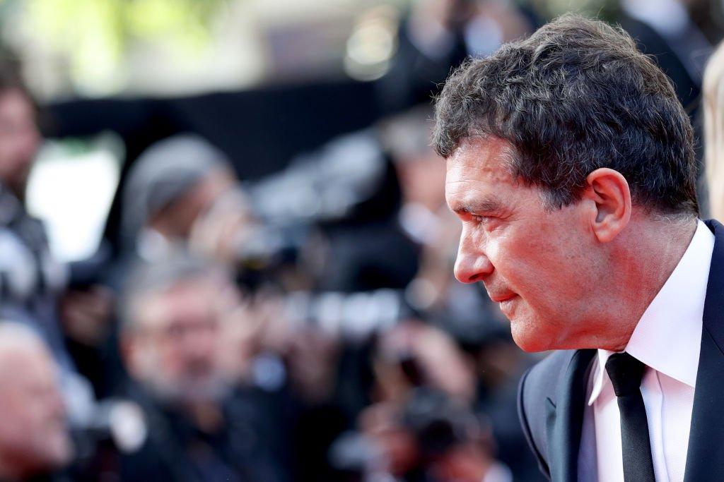 Antonio Banderas.| Fuente: Getty Images