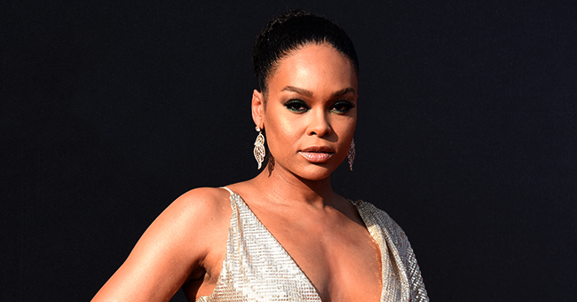 Demetria McKinney from 'House of Payne' Is Now 41 and Sizzles in Metallic Swimsuit & Robe