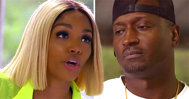 Rasheeda Frost Mad at Kirk After He's Caught Texting Ex-Mistress Jasmine