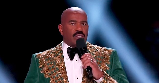 Steve Harvey Appears to Mix up Names for Second Time at the Miss Universe 2019 Pageant