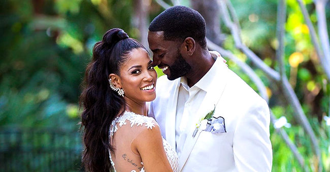 'The First Purge' Stars Mo McRae and Lex Scott Davis Tied the Knot in Intimate Ceremony