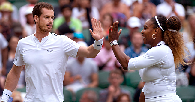 Wimbledon 2019: Serena, Murray Put on Brilliant Show in First Mixed Doubles Win