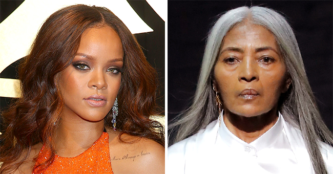 Rihanna's Fenty Ad Campaign Features 67-Year-Old Model JoAni Johnson