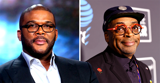 Tyler Perry Explains Why He Named Soundstage at Tyler Perry Studios after Spike Lee despite past Differences