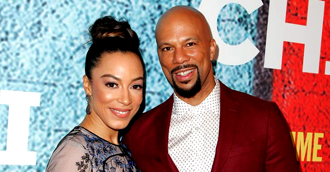 Common Confirms He and Angela Rye Are Back Together Again