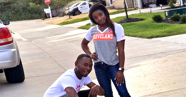 Olympic Gymnast Simone Biles Tweets after Brother Tevin Is Arrested on Ohio Triple Homicide