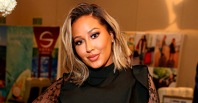 'Real' Co-Host Adrienne Bailon Flaunts Slimmer Curves in Yellow Dress after Noticeable Weight Loss