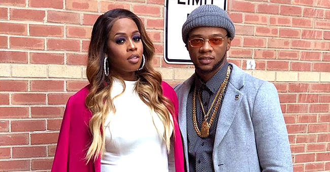 Remy Ma and Papoose Cuddle Beautiful Daughter Reminisce in an Adorable Father's Day Post