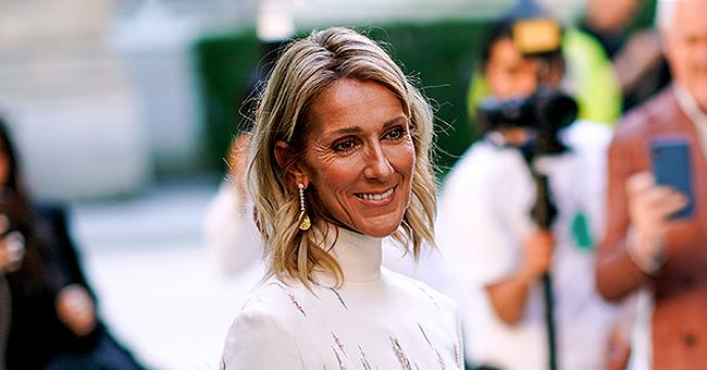 Céline Dion provoque une réaction importante des fans avec une robe corset sans manches