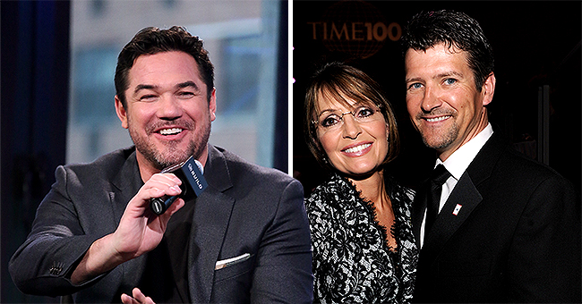 'Superman' Actor Dean Cain Reveals He Had Dinner with Sarah & Todd Palin Months before Their Split