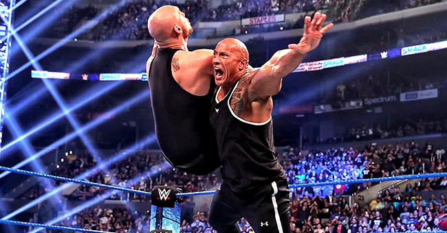 Dwayne 'The Rock' Johnson Returned to the Ring in Premiere of 'WWE Smackdown' on Fox