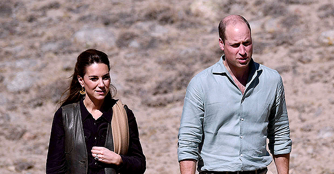Kate Middleton Shows Admiration for Prince William's Geography Skills during Outing to Pakistan Mountains