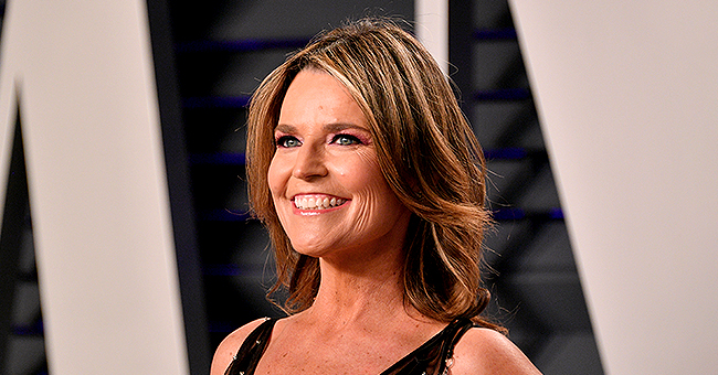'Today' Savannah Guthrie Shares Adorable Get Well Card Drawn by Her 'Little One'