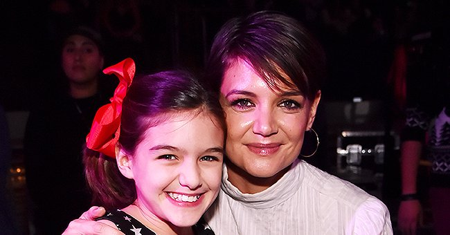 Katie Holmes Shared Rare Photo with Teen Daughter Suri and She Looks so Grown Up