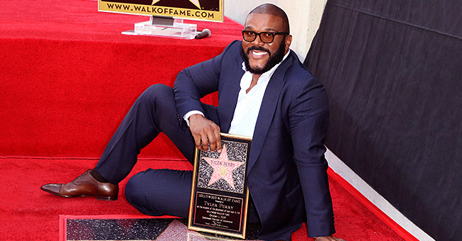 Madea Creator Tyler Perry Receives a Star on the Hollywood Walk of Fame