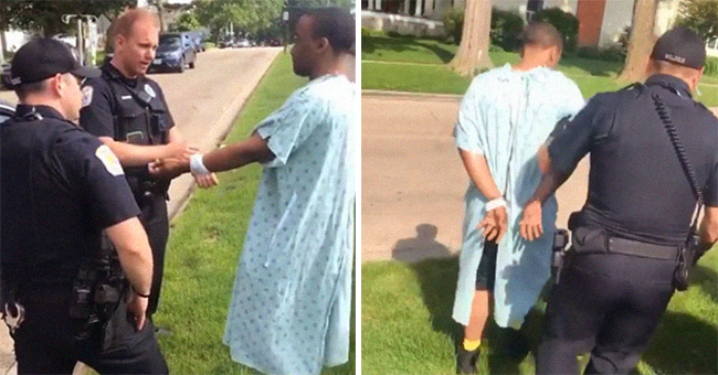 Illinois Man Claims He Was Arrested for Being Hospitalized While Black