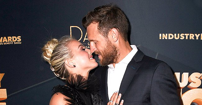 Julianne Hough's Husband Brooks Laich Says His Happiness Levels Are High Amid Rumored Marital Issues