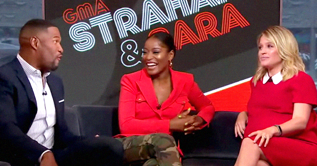 Keke Palmer Days Away from Inking Deal as 'Strahan and Sara's Third Co-Host: Report