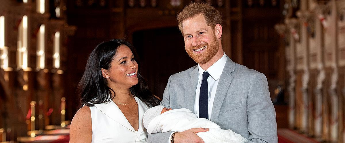 Un proche révèle la couleur des cheveux du fils d'Harry et Meghan