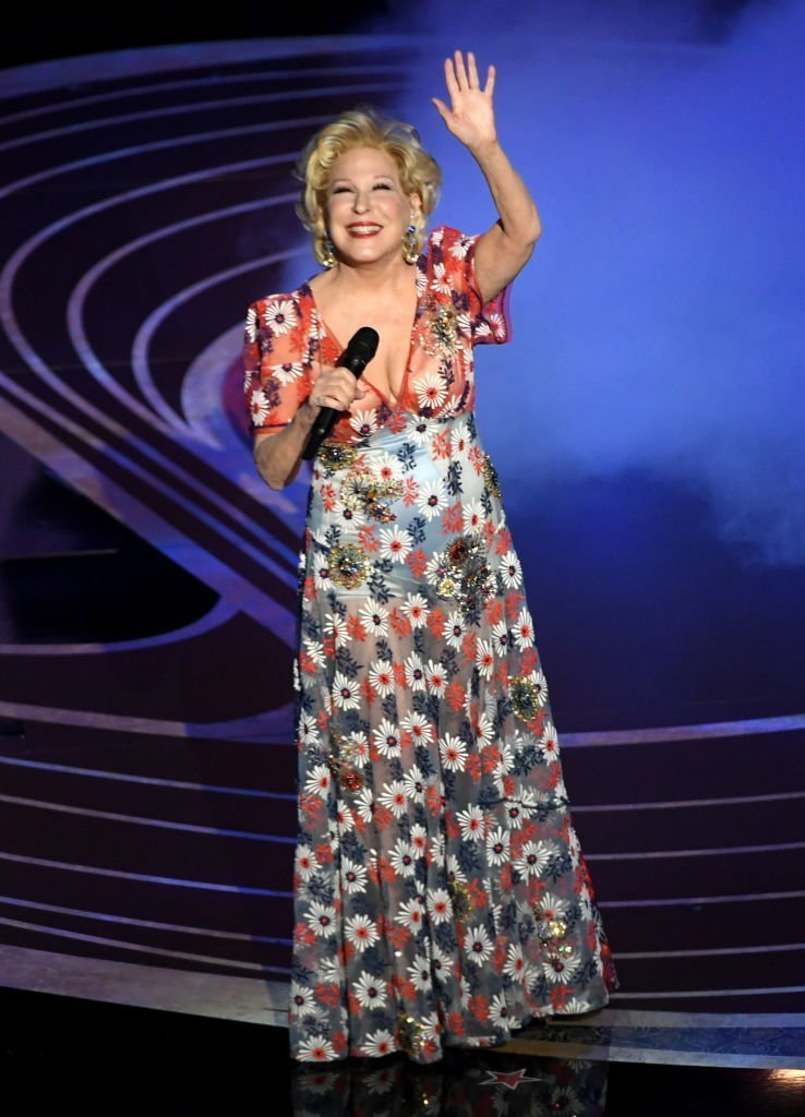 Bette Midler at the 91st Annual Academy Awards | Photo: Getty Images