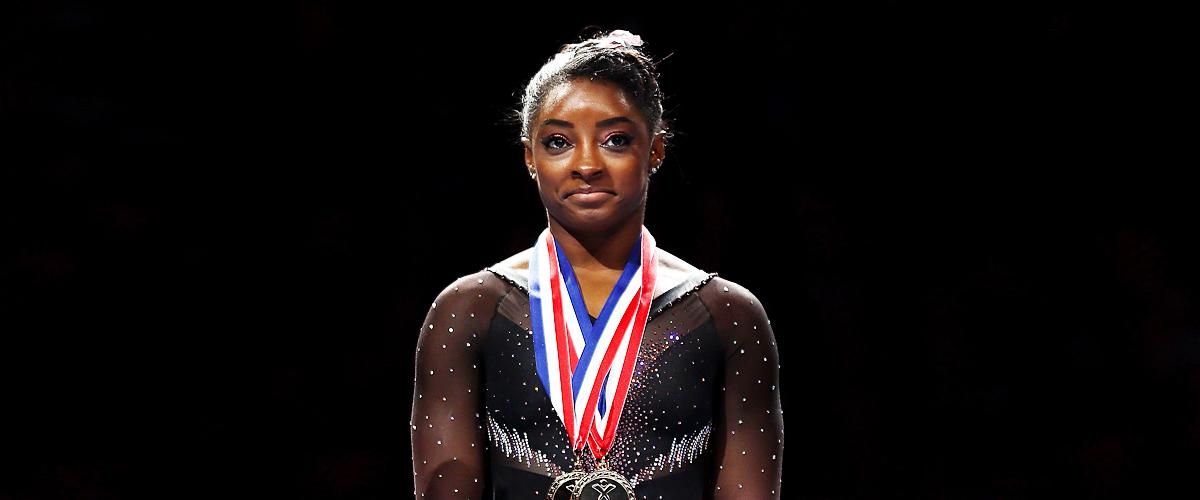 Hommage de Michelle Obama à la gymnaste Simone Biles après son triplé-double