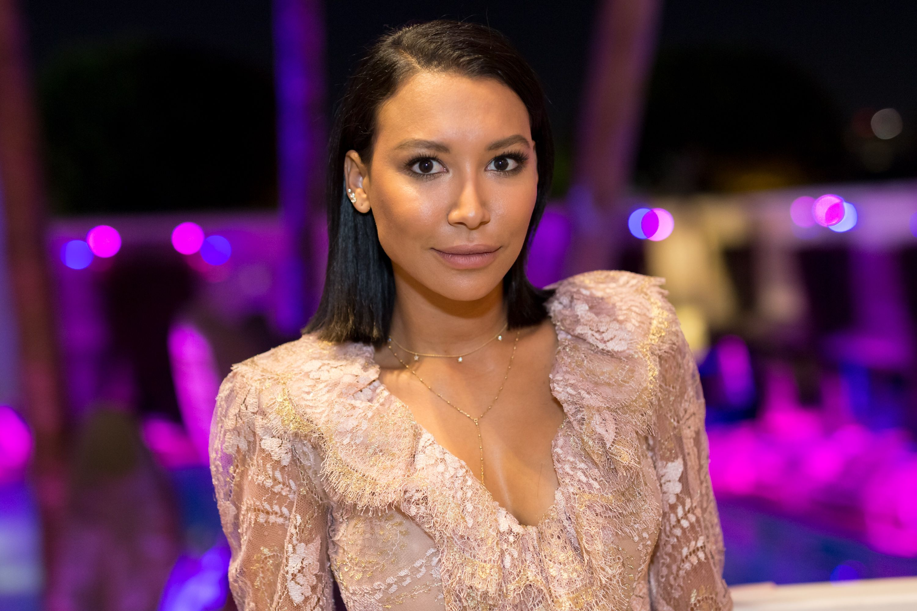 Actress Naya Rivera at the Point Honors Los Angeles at The Beverly Hilton Hotel on October 7, 2017. | Photo: Getty Images