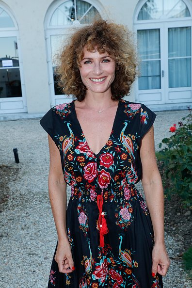 Elsa Lunghini  Photo :Getty Images