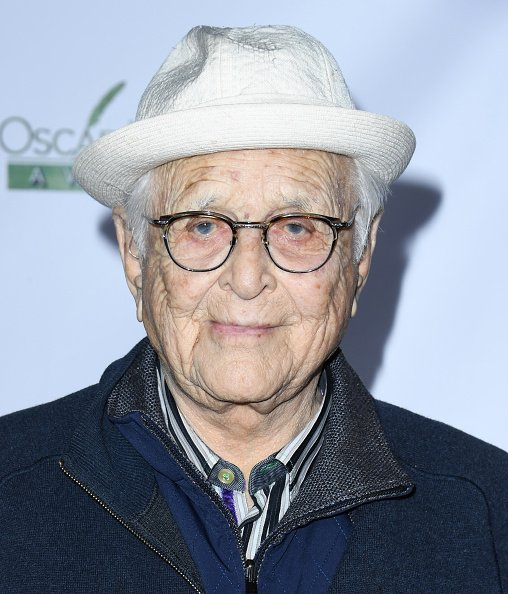 Norman Lear at Bad Robot on February 06, 2020 in Santa Monica, California. | Photo: Getty Images