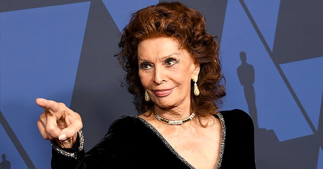 Sophia Loren, 86, Admits to Feeling like She's 16 & Prefers Being around Middle-Aged People