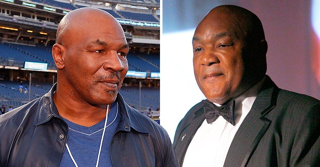 Mike Tyson Responds to George Forman's Concerns about His Upcoming Match against Roy Jones Jr