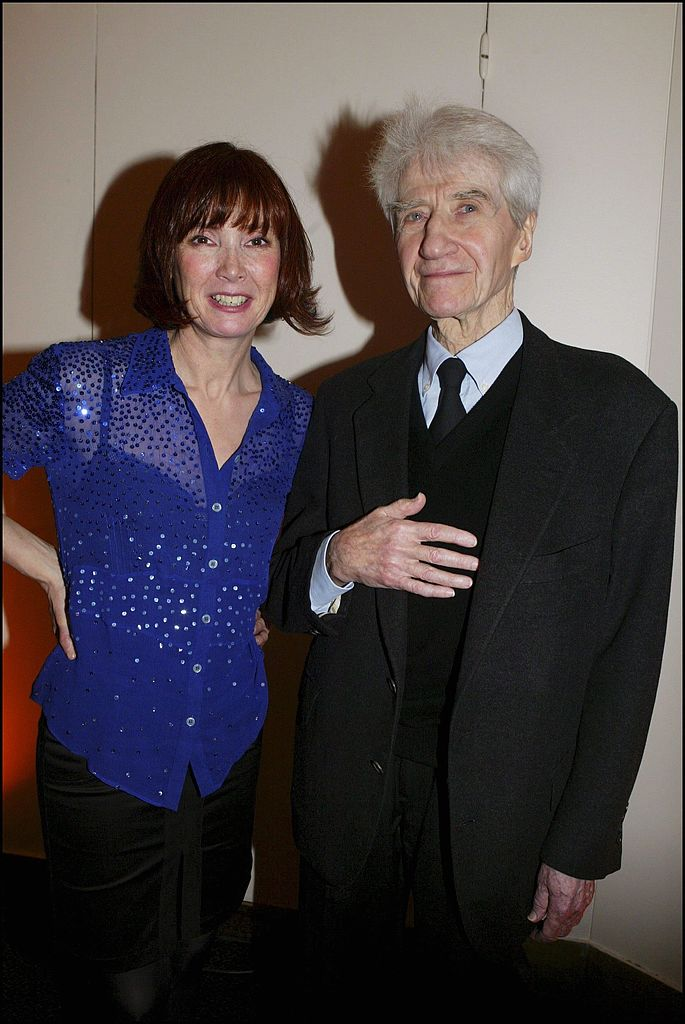 Sabine Azema et Alain Resnais. | Photo : Getty Images