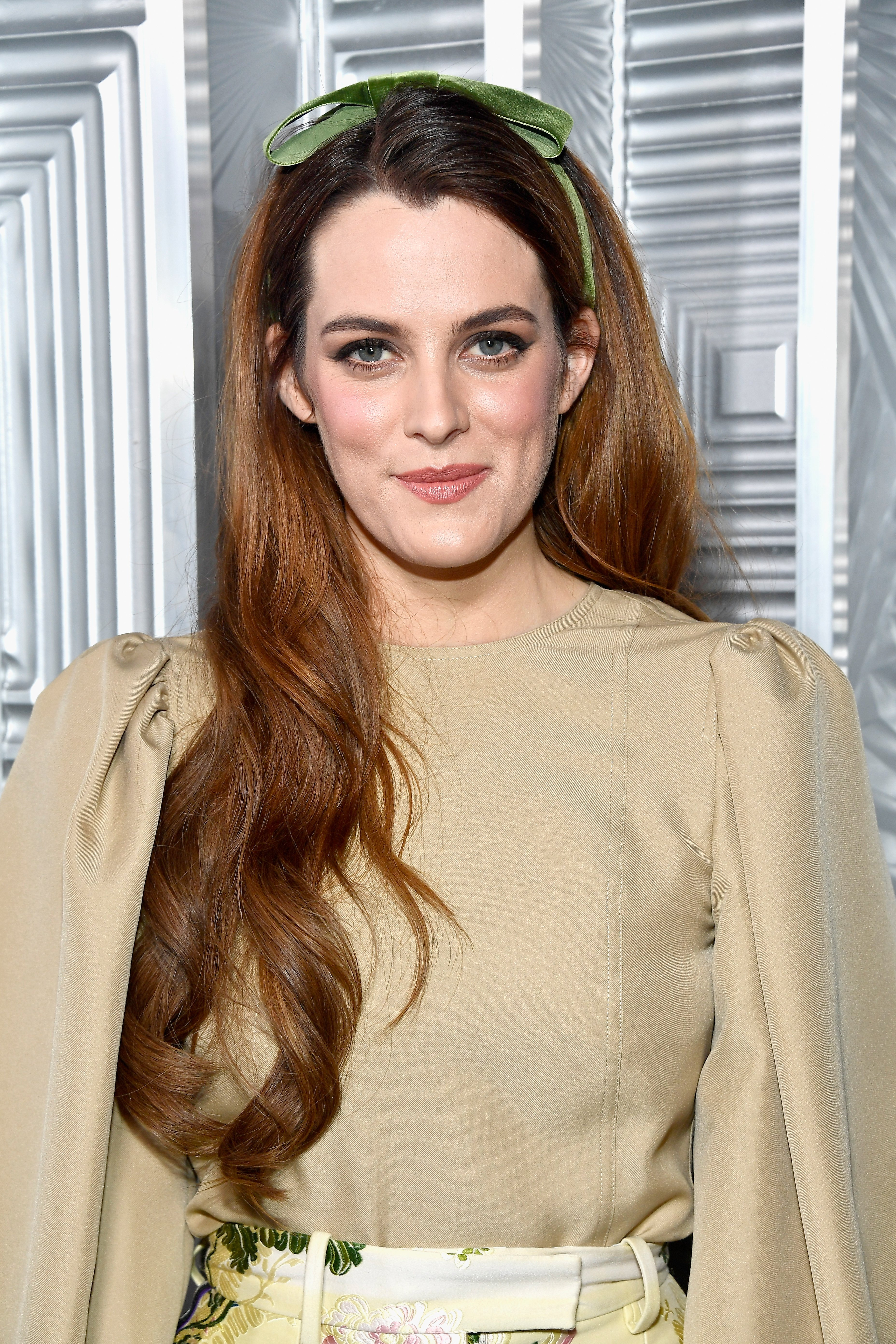 Riley Keough attends ELLE's 24th Annual Women in Hollywood Celebration in Los Angeles, California on October 16, 2017 | Photo: Getty Images