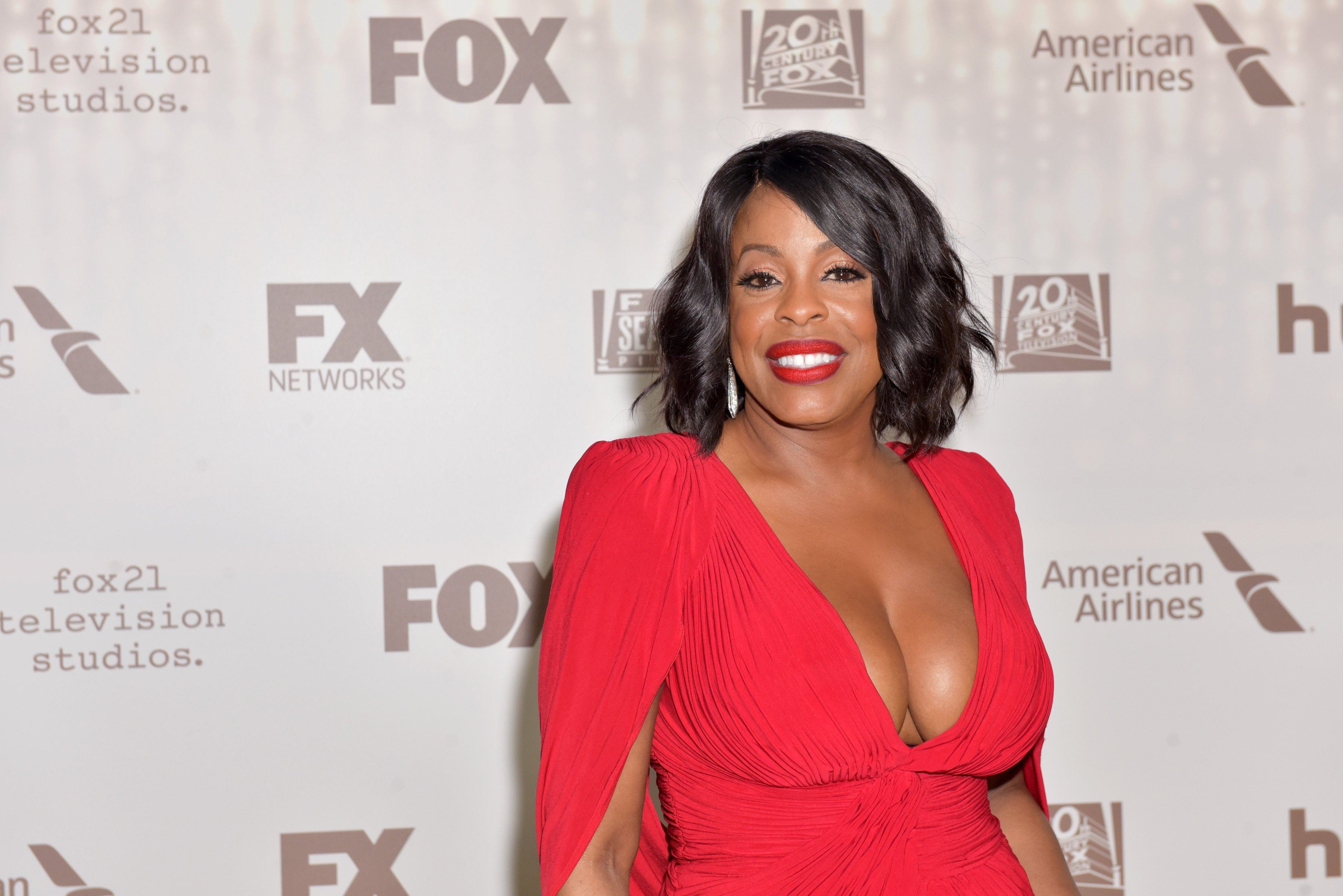 Niecy Nash at the FOX and FX's 2017 Golden Globe Awards after-party. | Source: Getty Images