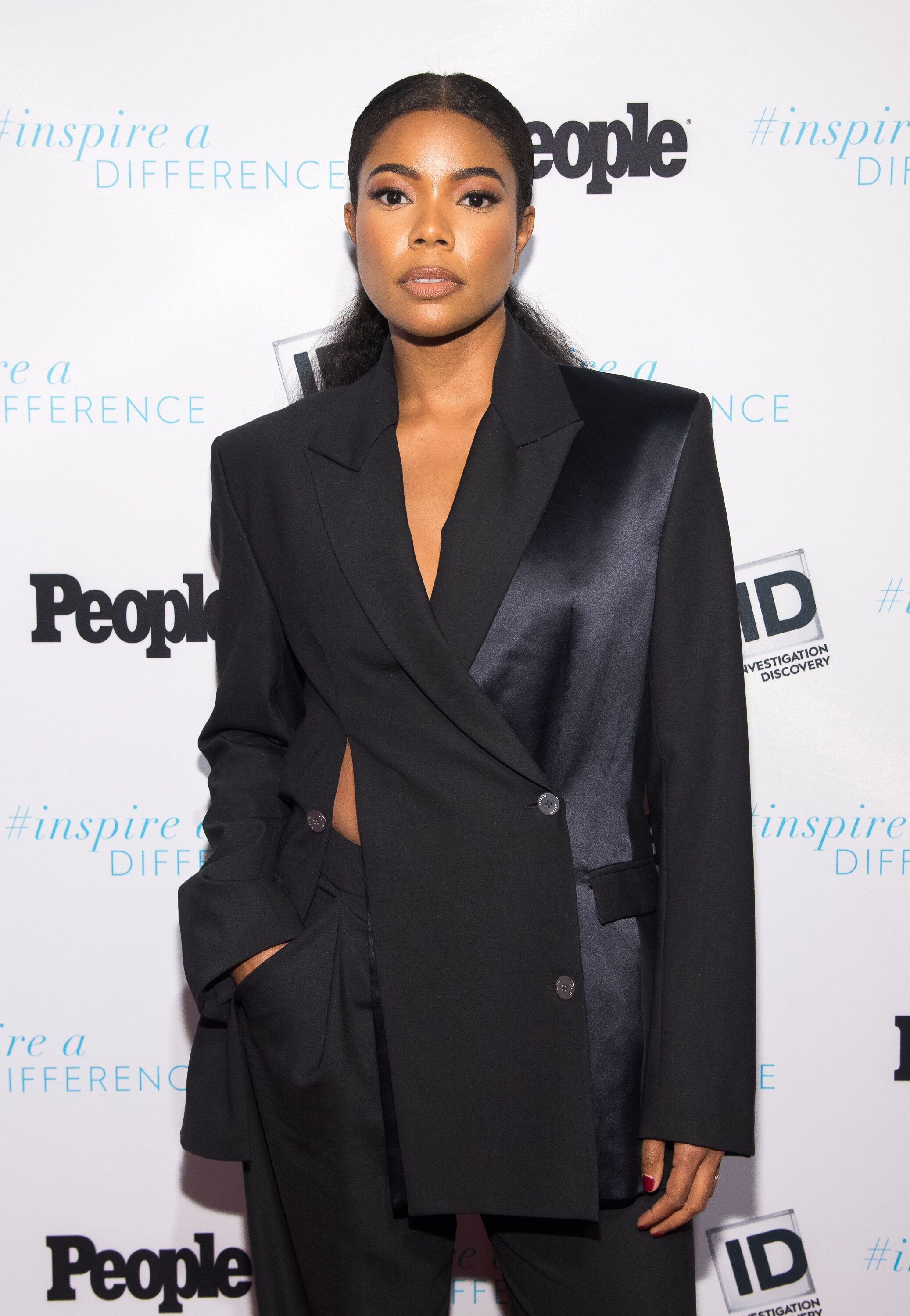 Gabrielle Union attends the Inspire A Difference Honors event at Dream Hotel on November 2, 2017 in New York City | Photo: Getty Images